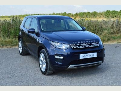 Land Rover Discovery Sport 2.0 TD4 (180hp) HSE 5dr ENHANCED SOUND SYSTEM + DAB