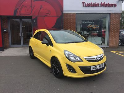 Vauxhall Corsa 1.2 LIMITED EDITION 3dr AIR CON & CRUISE CONTROL.