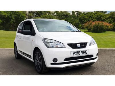 SEAT MII 1.0 75 Fr Line 3Dr Petrol Hatchback Demonstrator SEAT APPROVED