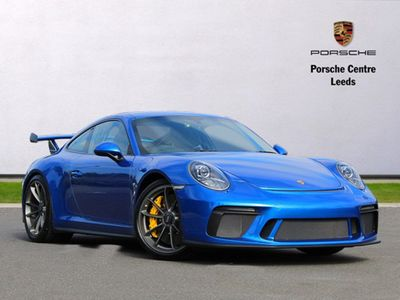 Porsche 911 GT3 2dr Manual 4.0 Clubsport/Ceramics/Axle Lift
