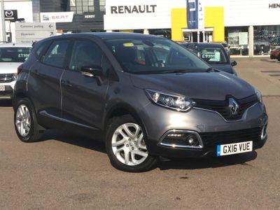 Renault Captur 0.9 TCE 90 Dynamique Nav 5dr SERVICE HISTORY - ALLOY WHEELS