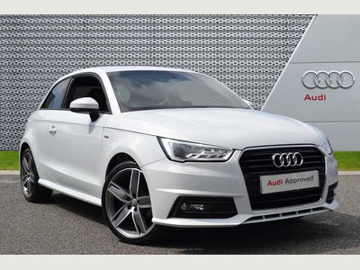 Audi A1 1.6 TDI S Line 3dr LIST PRICE OF 22,860 POUNDS!!!