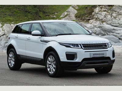 Land Rover Range Rover Evoque 2.0 TD4 (180hp) SE 5dr FULL LEATHER, HEATED SEATS