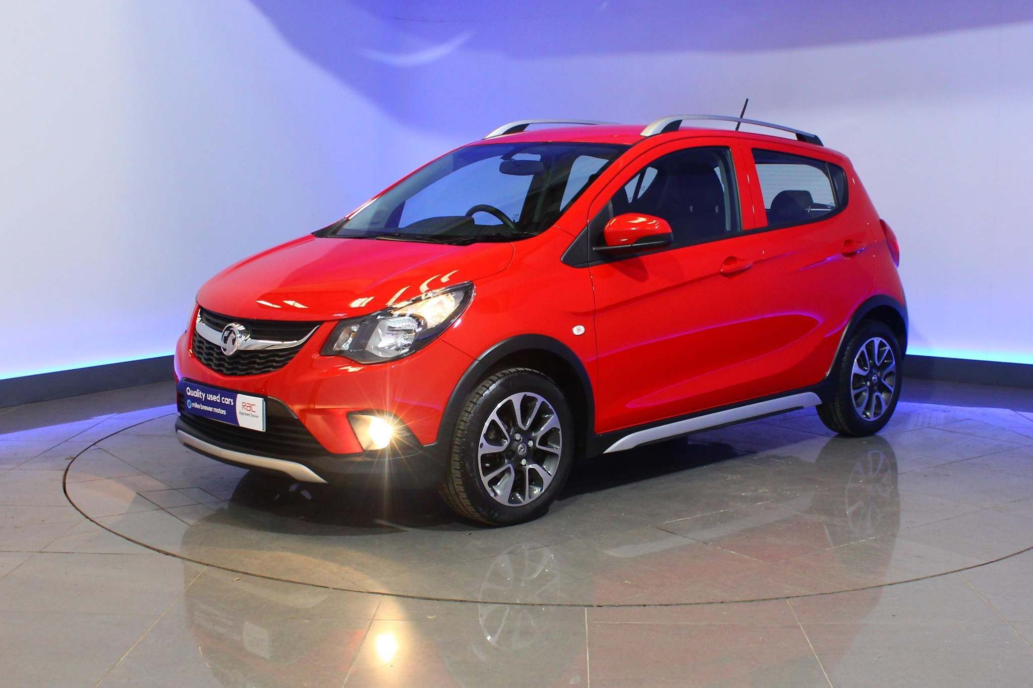 Used  Vauxhall Viva ROCKS