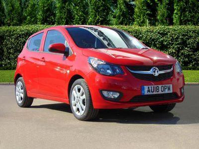 Vauxhall Viva SE 1.0 5dr Massive saving vs New