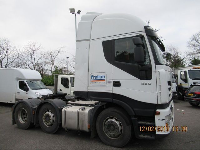 2012 (61) Iveco STRALIS AS440S45TXP HRS Image
