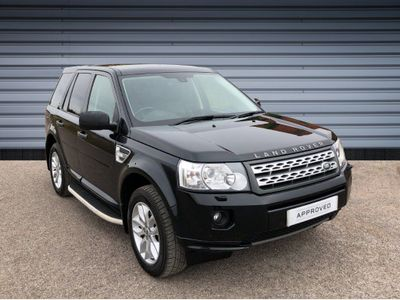 Land Rover Freelander 2 2.2 SD4 (190hp) HSE 5dr  PRIVACY GLASS+CRUISE CONTROL