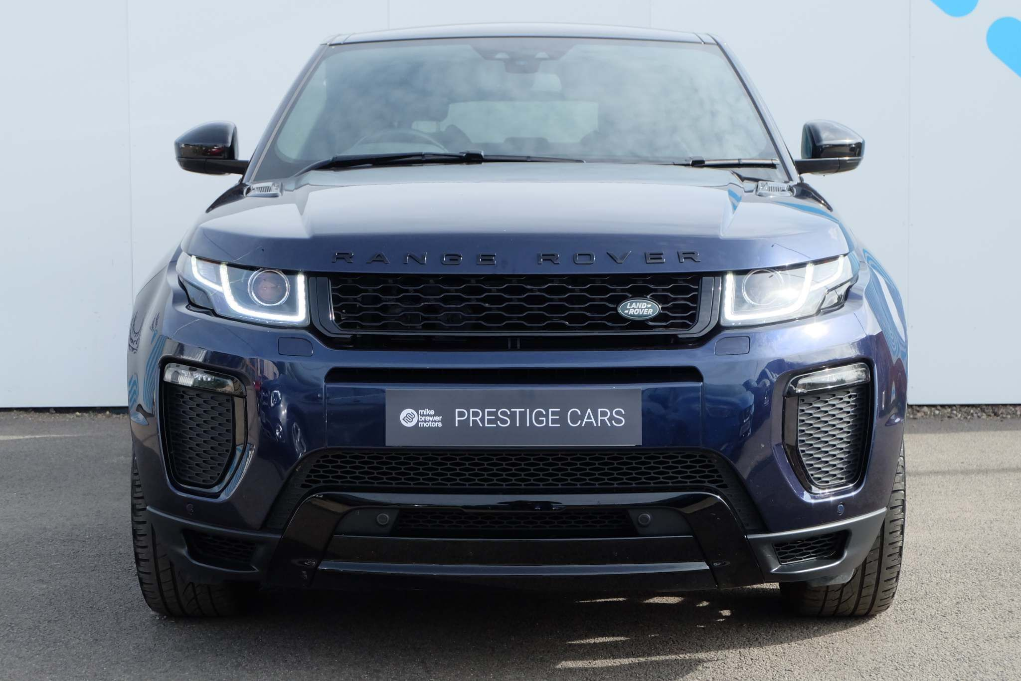 Used Land Rover Range Rover Evoque 2.0 Td4 Hse Dynamic Auto 4wd (s/s) 5dr