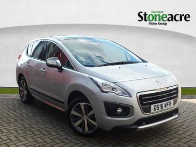 Other Peugeot 3008 vehicles in stock