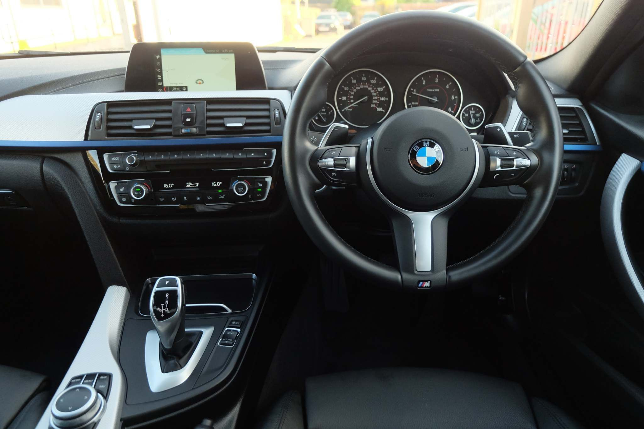 Used BMW 3 Series 2.0 320d Blueperformance M Sport Auto (s/s) 4dr