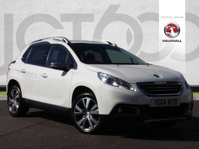 Peugeot 2008 E-HDI ALLURE FAP 1.6 5dr LOW MILEAGE! £20 ROAD TAX!
