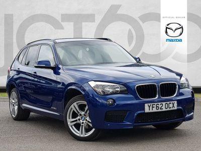 BMW X1 xDrive 20d M Sport 5dr Step Auto 2.0 4X4! HEATED LEATHER! SAT NAV!
