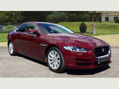 Jaguar XE 2.0d Portfolio SAT NAV, REV CAMERA, XENON,DAB