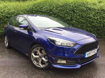 Ford Focus 2.0T EcoBoost ST-2 5dr REAR PARKING SENORS