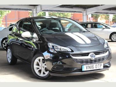 Vauxhall Corsa 1.4 [75] ecoFLEX Sting 3dr Hatchback WE SIMPLY REFUSE TO BE BEATEN!