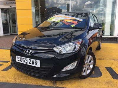 Hyundai I20 1.2 Active 5dr Extended warranty available!!