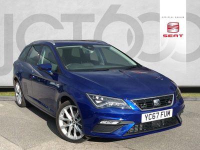 SEAT Leon TDI FR TECHNOLOGY DSG 5dr Over £4000 of Options