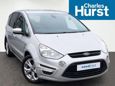 Ford S-Max 2.0 TDCi 163 Titanium 5dr Powershift 7 SEATER, CRUISE CONTROL