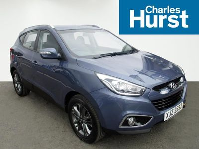 Hyundai IX35 1.7 CRDi SE 5dr 2WD One Owner From New!