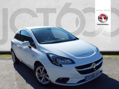 Vauxhall Corsa ENERGY AC ECOFLEX 1.4 3dr Personalised Video Available