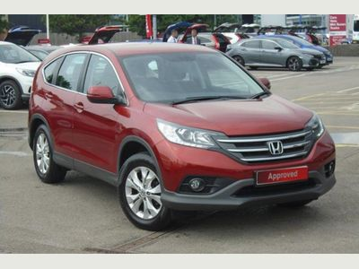 Honda CR-V 5-Door 1.6 i-DTEC SE 5dr 1 Owner