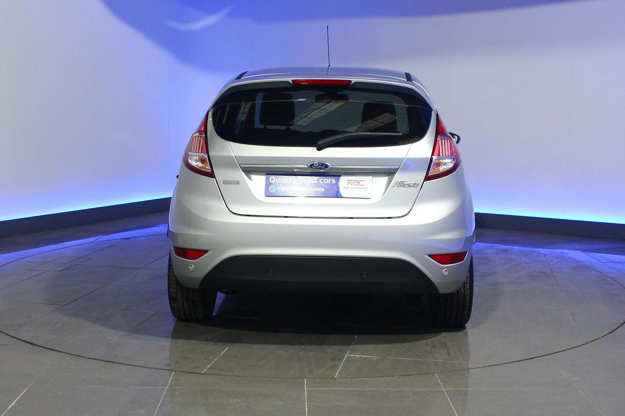 Used Ford Fiesta 1.0 T Ecoboost Titanium (s/s) 3dr