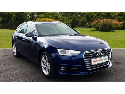 Audi A4 1.4T Fsi Sport 5Dr Petrol Estate Heated Front Seats