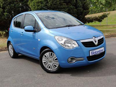 Vauxhall Agila 1.2 16V Club 5dr