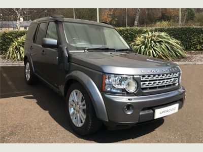 Land Rover Discovery Diesel Sw 3.0 SDV6 HSE Luxury 5dr Auto **£23,563+VAT**VATQ*COMMERCIAL