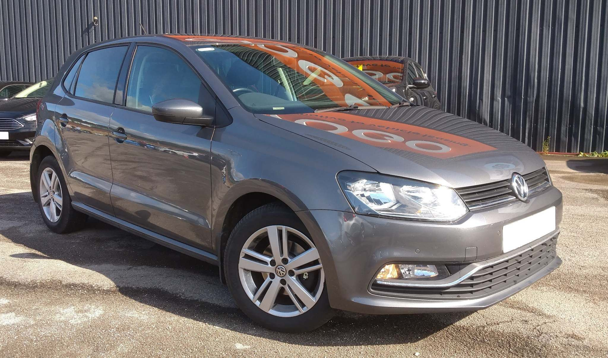 Used Volkswagen Polo 1.0 Tsi Bluemotion Tech Match (s/s) 5dr