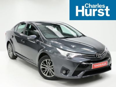 Toyota Avensis 1.6D Business Edition 4dr 2 FREE SERVICES