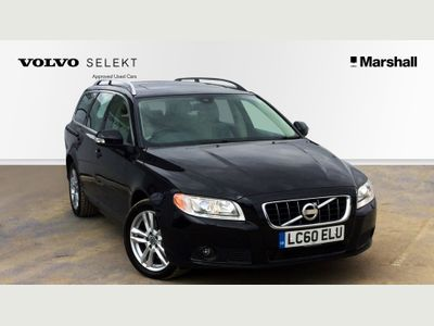 Volvo V70 D5 [205] SE Lux 5dr Geartronic [Sat Nav] 2.4 SAT NAV+WINTER PACK+REAR PARK