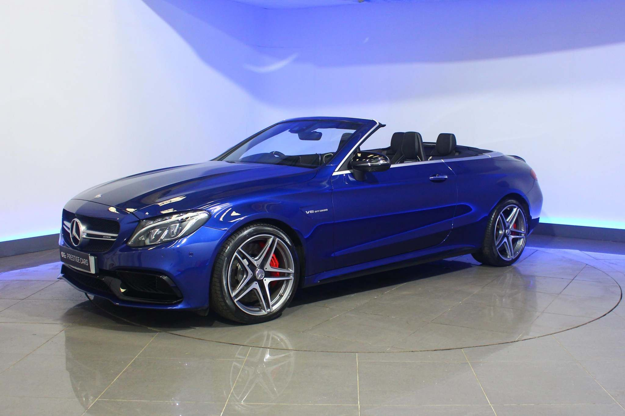 Used  Mercedes-Benz C Class AMG S
