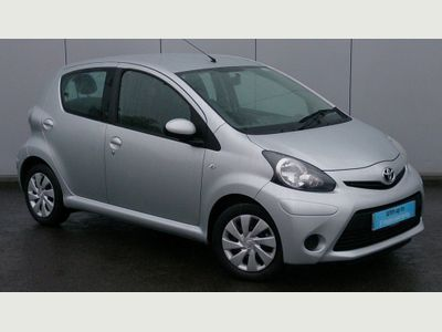 Toyota Aygo 1.0 VVT-i Ice 5-Dr 5dr **CRAZY LOW MILEAGE!**