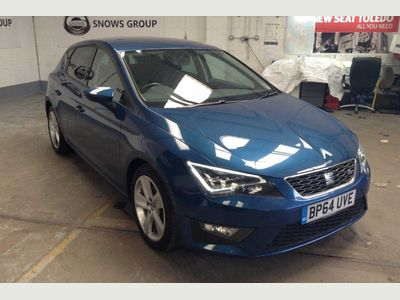 SEAT Leon 1.4 TSI FR (Tech Pack) (s/s) 5dr ***WAS £12,989***