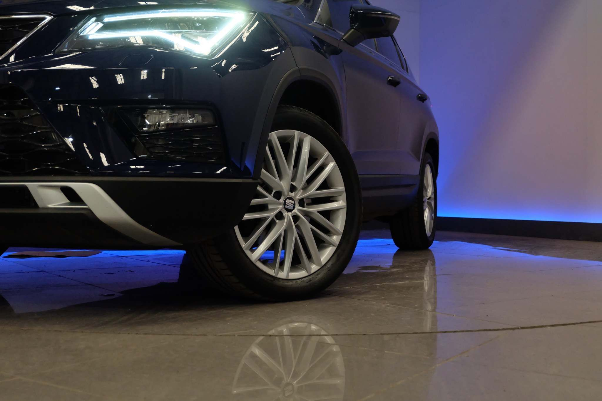 Used SEAT Ateca 2.0 Tdi Xcellence Dsg 4drive (s/s) 5dr