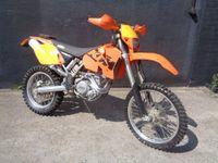KTM EXC 450 449cc image