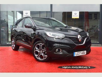 Renault Kadjar DYNAMIQUE S NAV 1.6 DCI 5 DOOR HATCHBACK