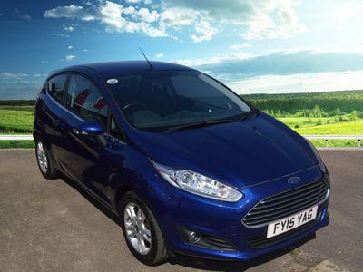 Ford Fiesta 2015 ZETEC 1.0 3dr