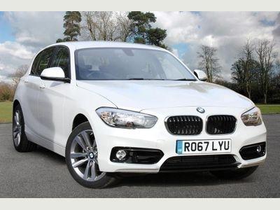 BMW 1 Series 118i Sport 5-door 1.5 5dr PRE REGISTERED VEHICLE