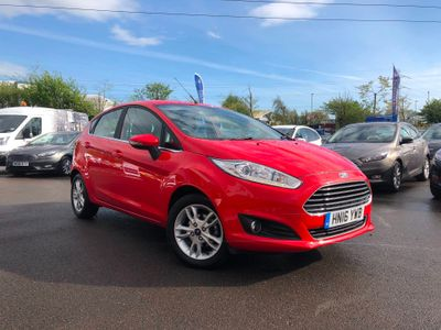Ford Fiesta 1.25 82 Zetec 5dr WAS £9,250 NOW £8,250