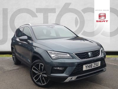 SEAT Ateca TDI 4DRIVE XCELLENCE 5dr Every Option Fitted
