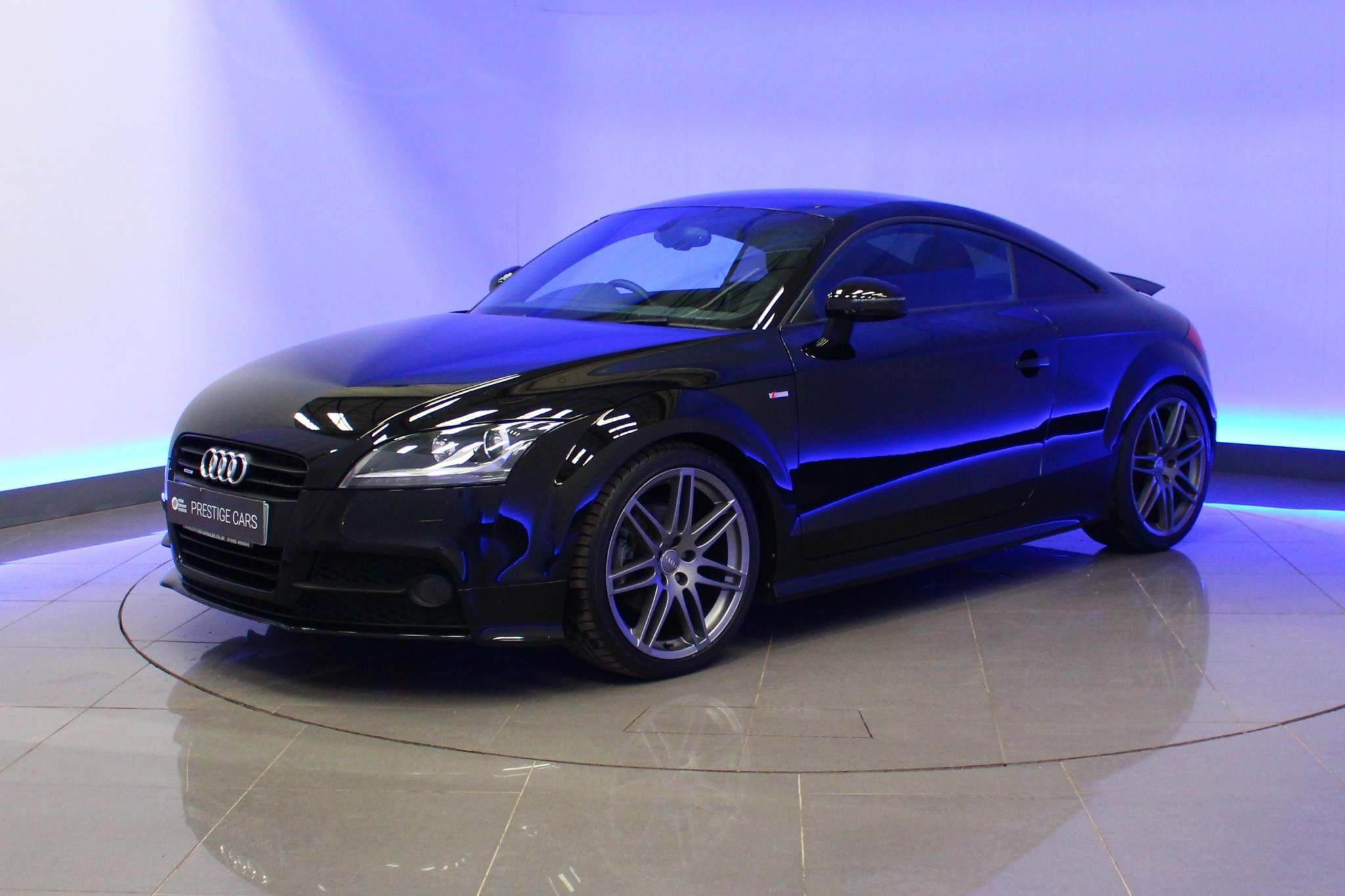 Used  Audi TT Black Edition