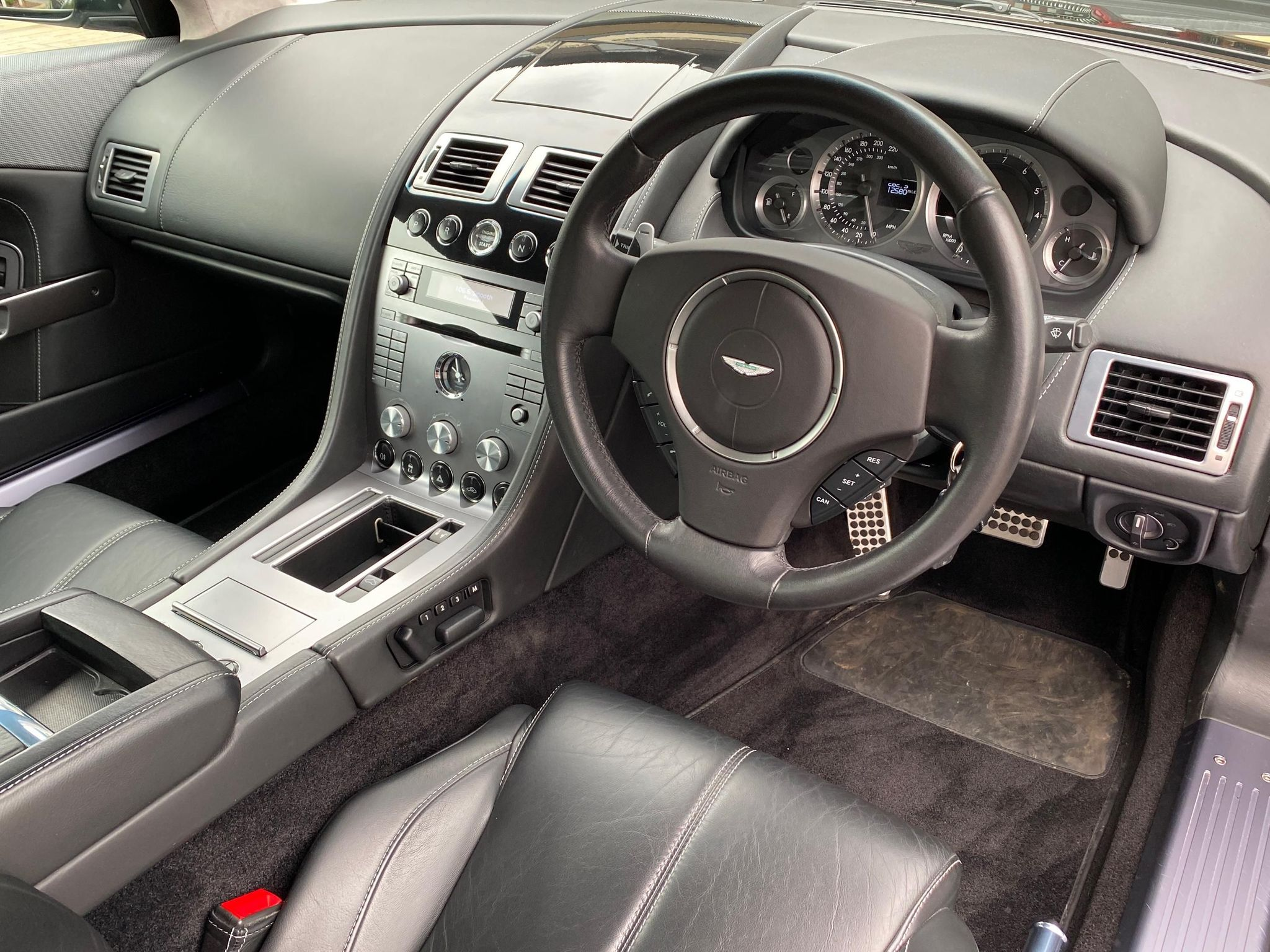 Aston Martin DB9 5.9 Seq 2dr