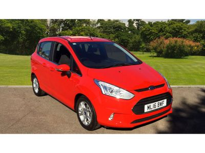 Ford B-Max 1.4 Zetec 5Dr Petrol Hatchback Extremely low mileage