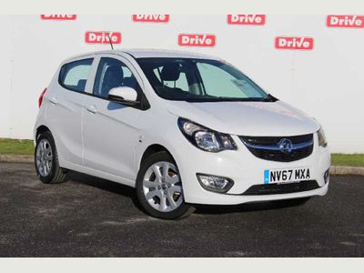 Vauxhall Viva 1.0 SE 5dr [A/C] Hatchback we simply refuse to be beaten