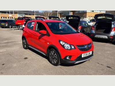 Vauxhall Viva 5dr Hat 1.0i 75ps Rocks DEMO NOT BEEN USED