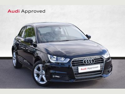 Audi A1 1.4 TFSI Sport Nav 3dr Available Right Now
