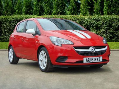 Vauxhall Corsa STING 1.2 5dr Air Conditioning
