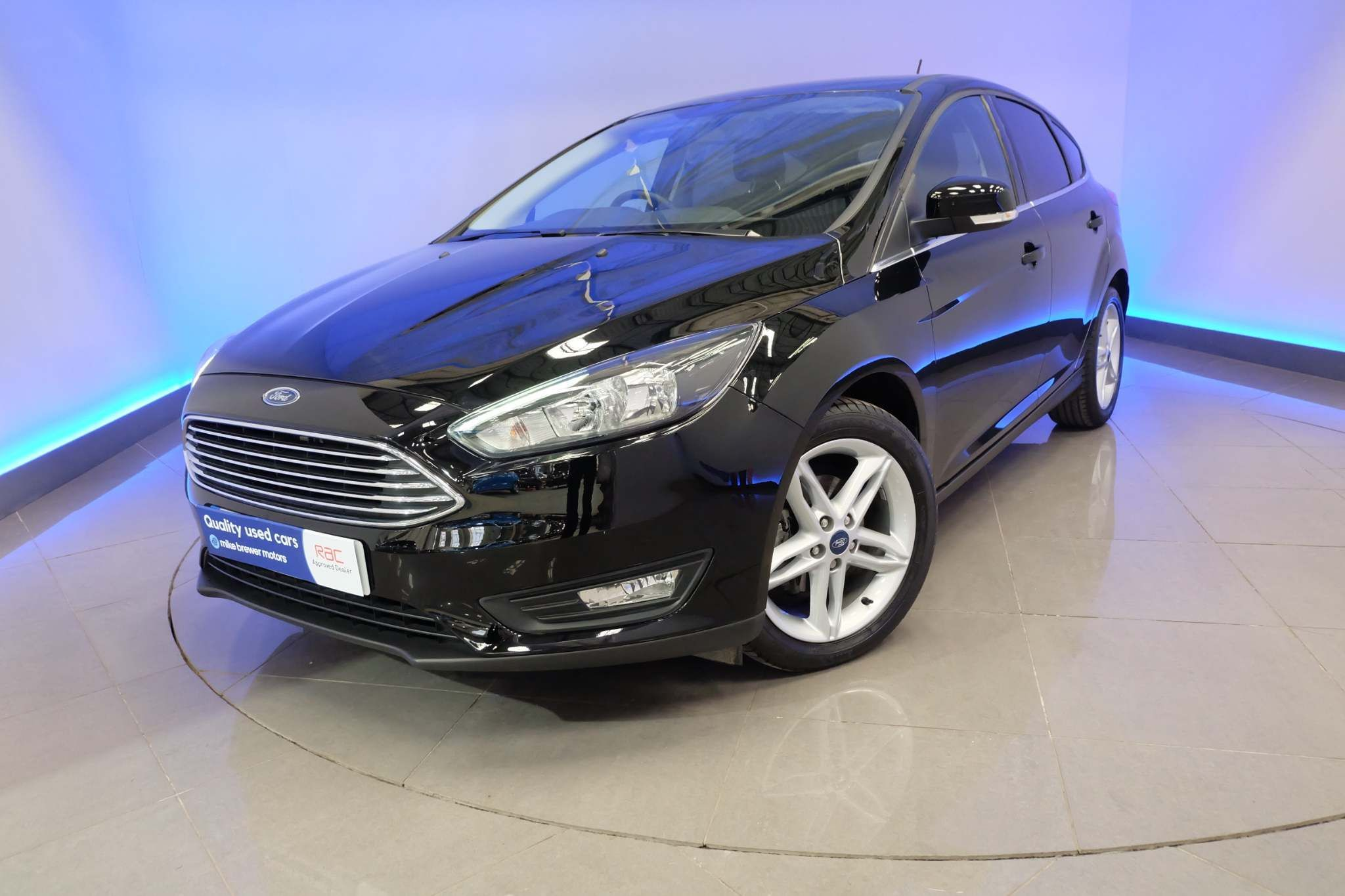 Used Ford Focus 1.5 Tdci Zetec Edition (s/s) 5dr